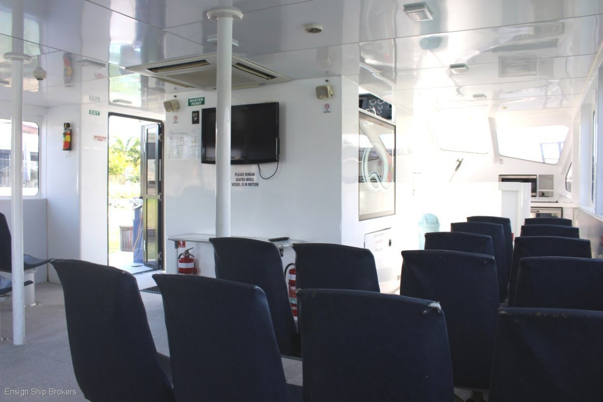 Custom Passenger Ferry