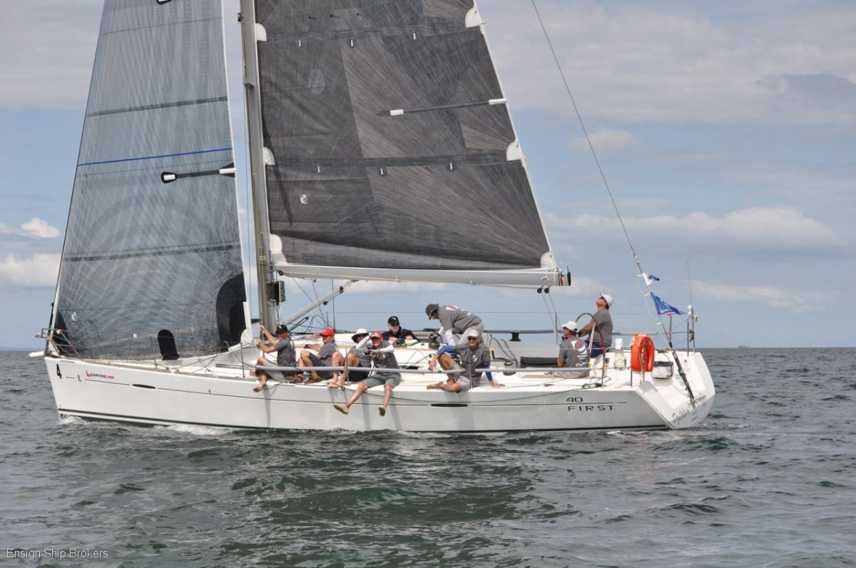 Beneteau First 40 For Sale | Ensign Yacht Brokers