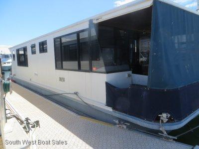 Custom Built 15M Houseboat