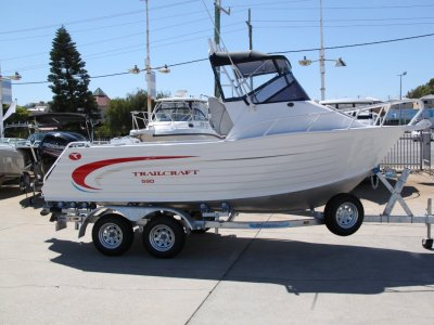 Trailcraft 590 Trailblazer