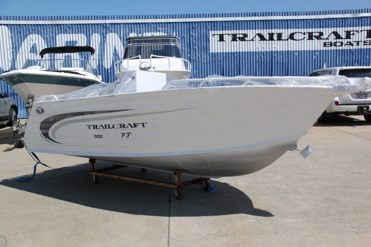 Trailcraft 480 Profish