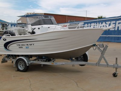 Trailcraft 525 Profish