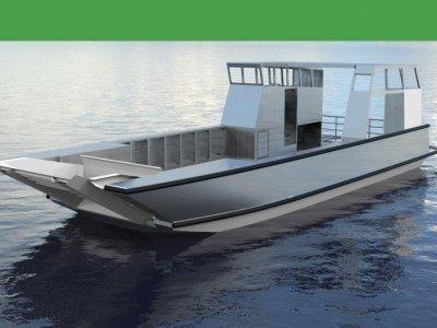 12m X 5.5m Mono Hull