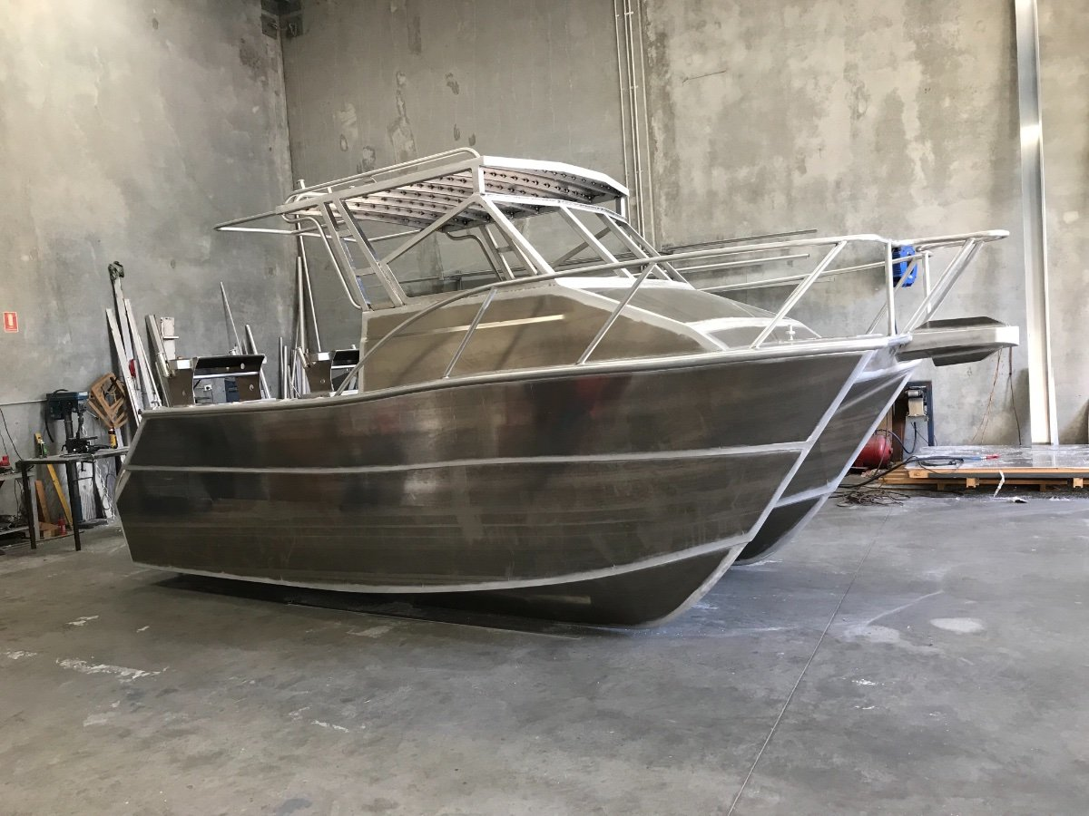 New Preston Craft 680 Thundercat
