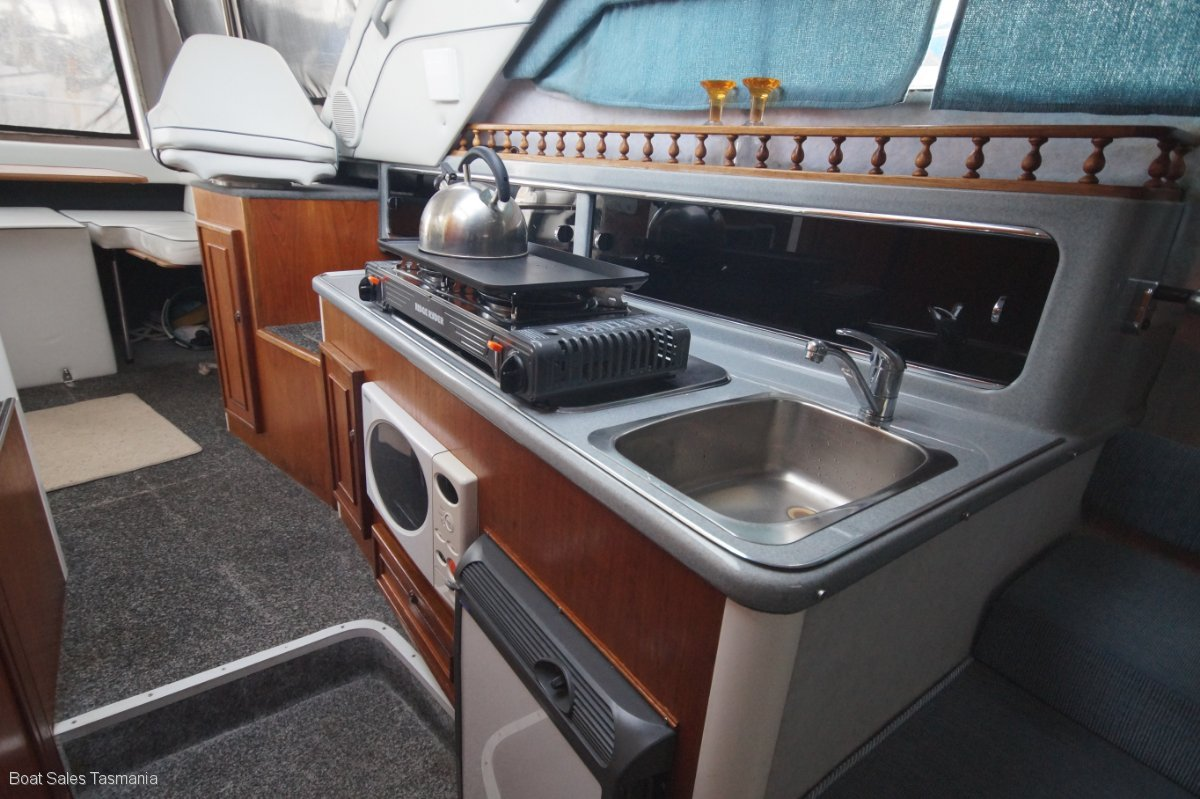 "Whittley Cruisemaster 700 ""Kaos III"""