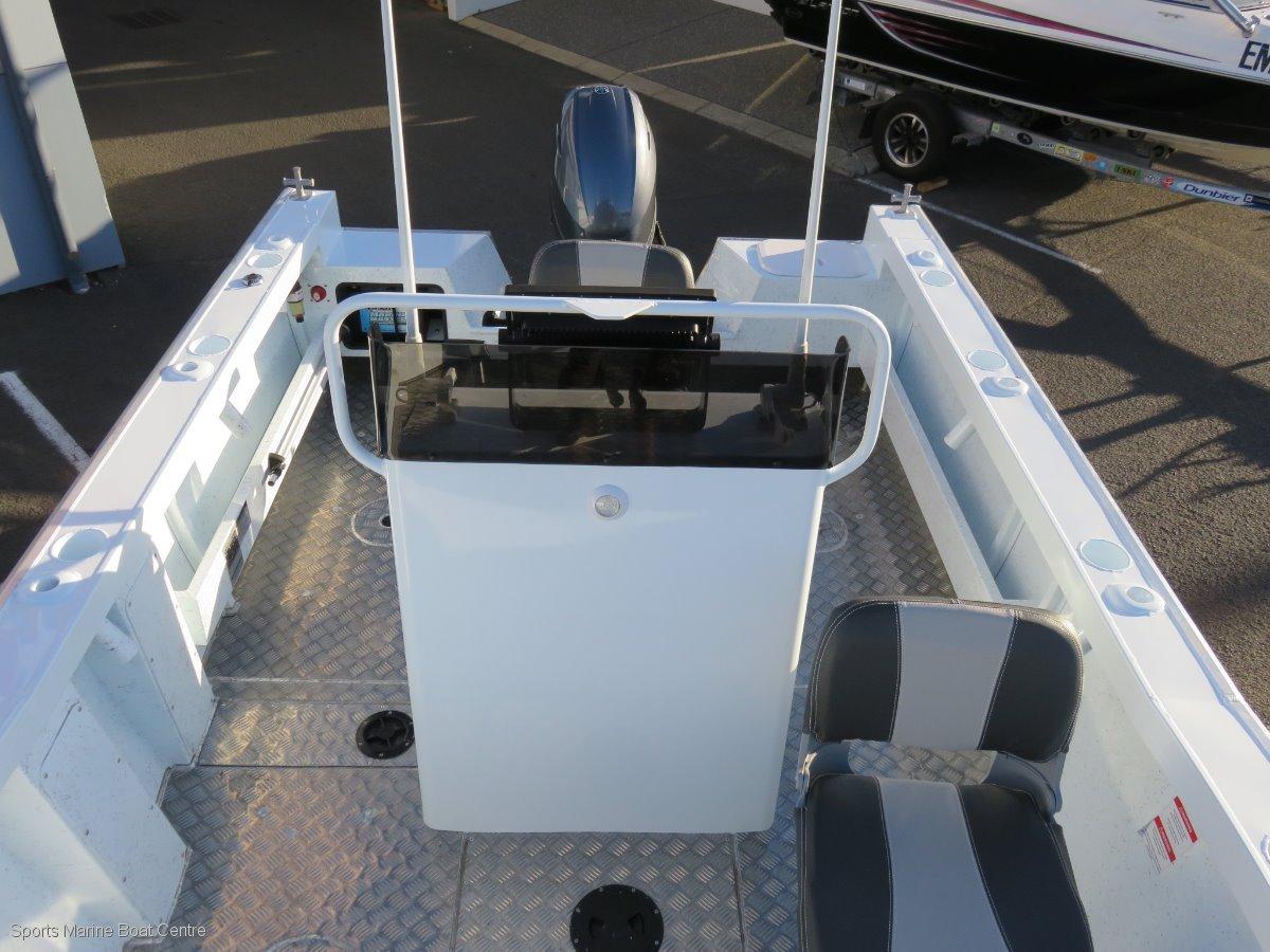 Sea Jay 4.90 Ranger Centre Console