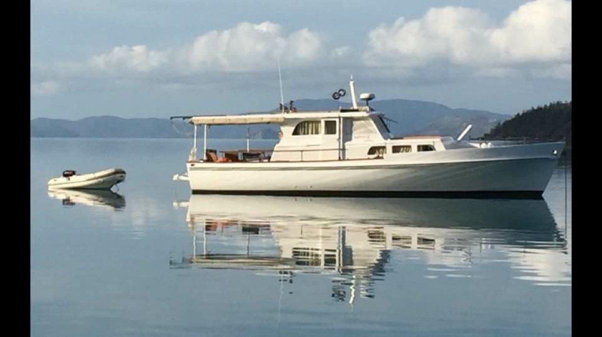 Bolger Classic Coastal Cruiser