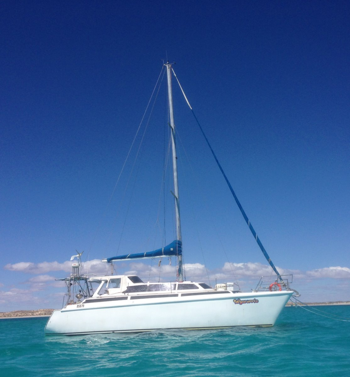 Chamberlin Stratus, Big volume catamaran ready to cruise!!