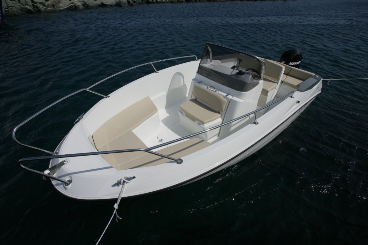 New Karnic 1851 Open F115HP