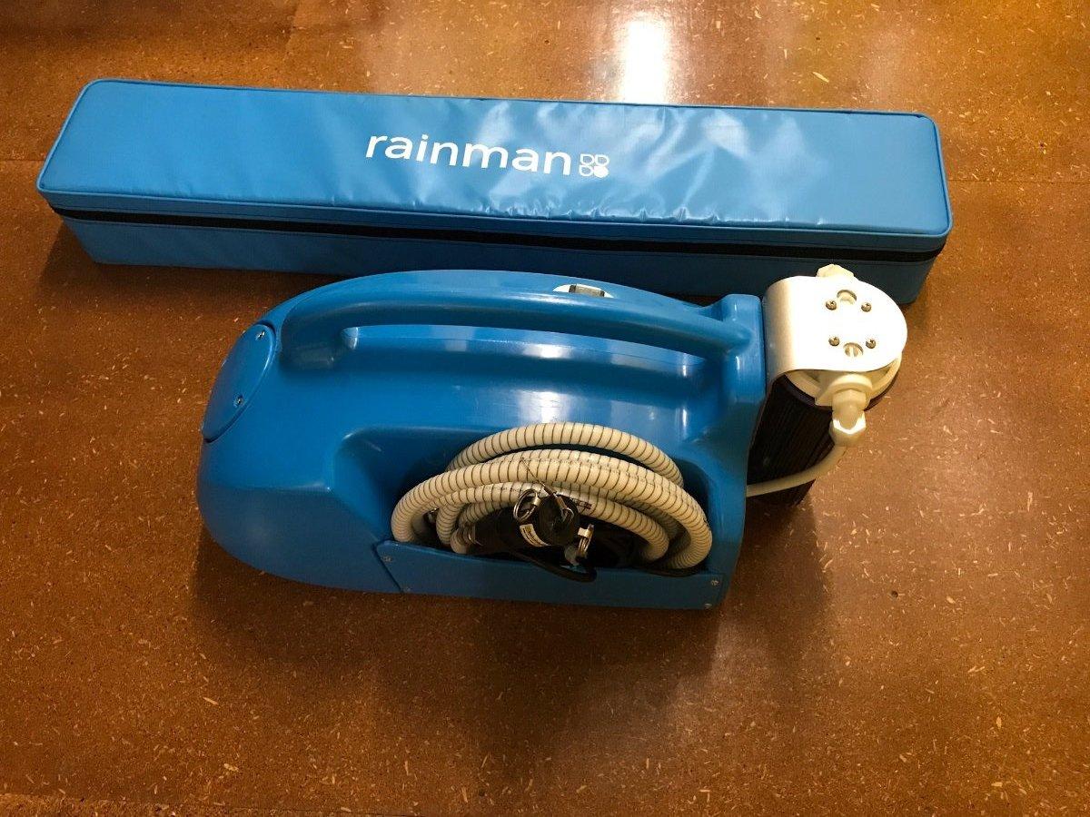 Rainman watermaker desalination