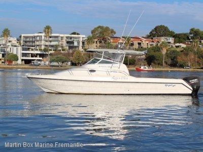 Gulf Craft Walkaround 31 Twin 200Hp Four Strokes