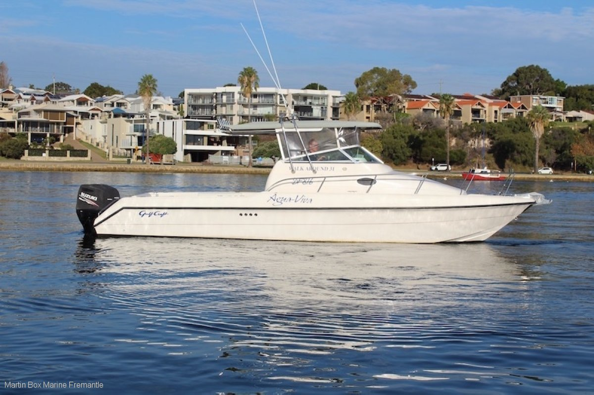 Gulf Craft Walkaround 31 Twin 200Hp Four Strokes