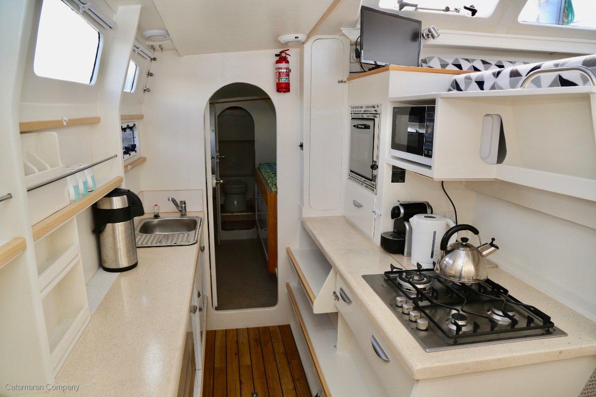 Easy 12 Cruising Catamaran