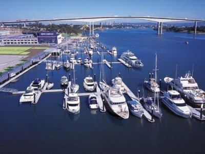 "15M ""A4"" MARINA BERTH AT RIVERGATE MARINA"