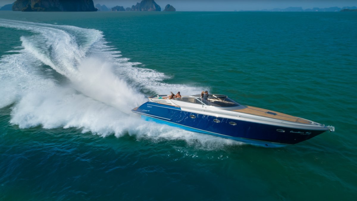 Imago 48 Power Boat