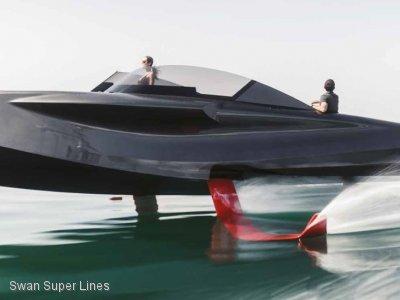 Enata Marine UAE Foiler Spirit A NEW ERA OF SALING