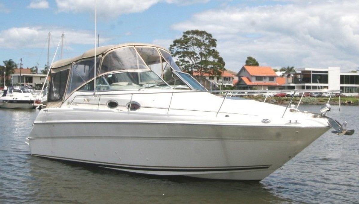 Sea Ray 280 Sundancer Sports Cruiser