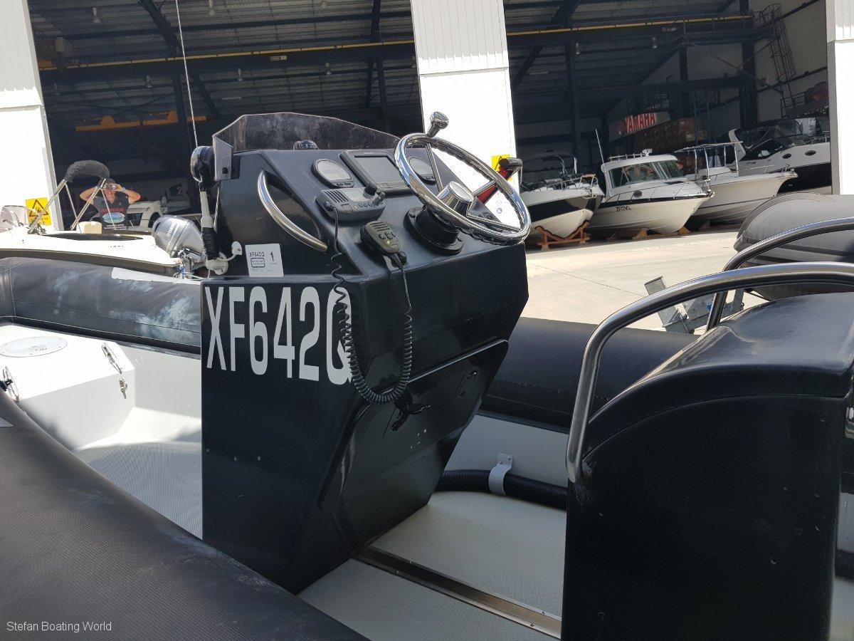 Stefan Rib FX 580 VSR RIB Ex SPYC MUST GO