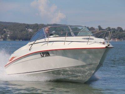 6m Raptor Aluminium Boat