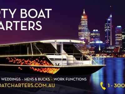Custom built charter boat