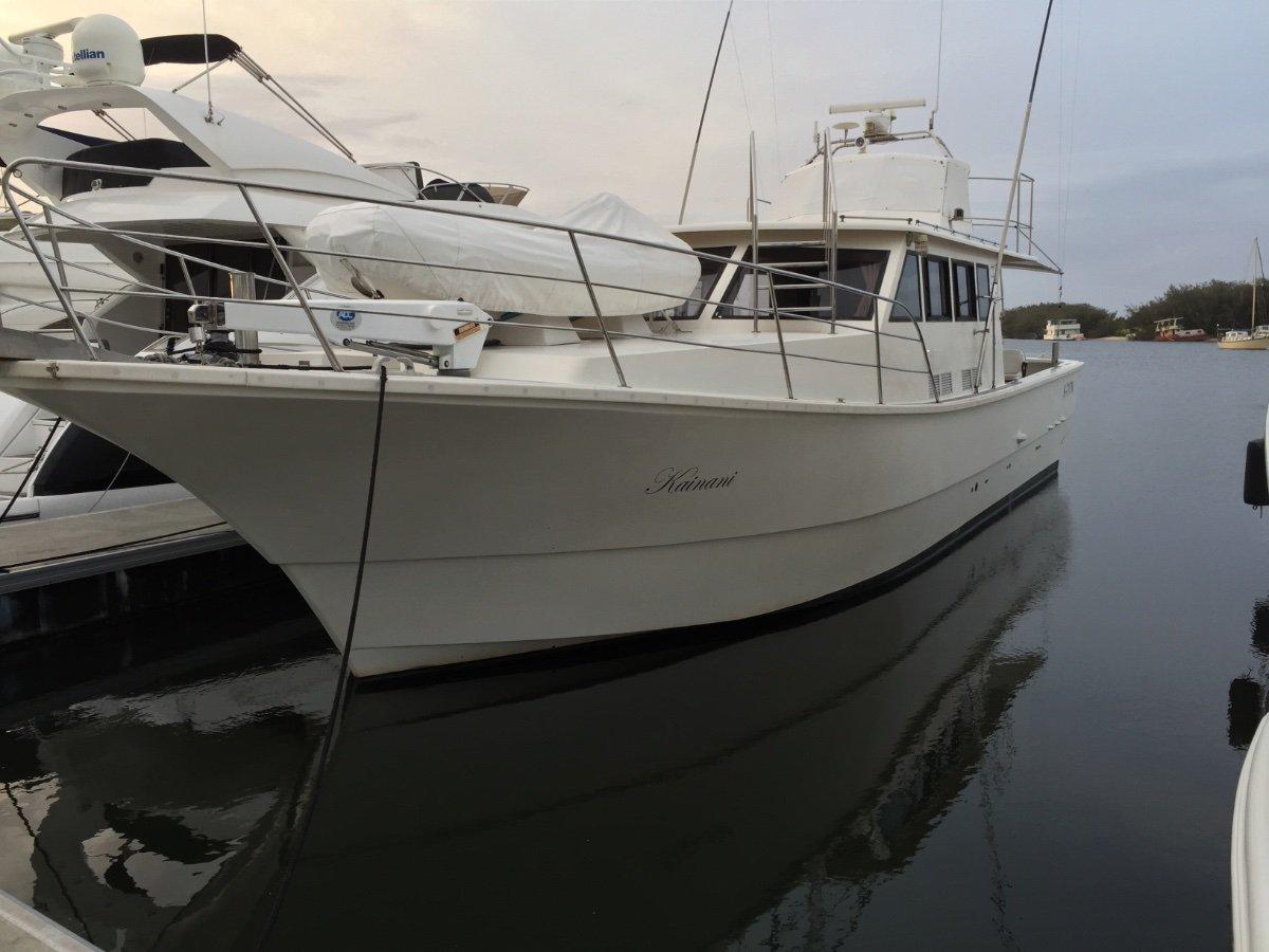 Yanmar 55F Motor Cruiser Saloon motor yacht