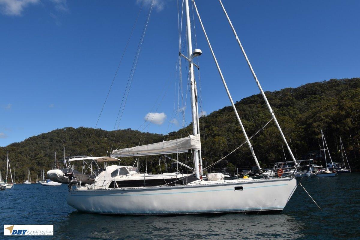 Bluewater Cruising Yachts 400