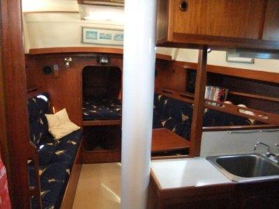 Adams 36 Pilothouse Motor sailer with all the goodies.