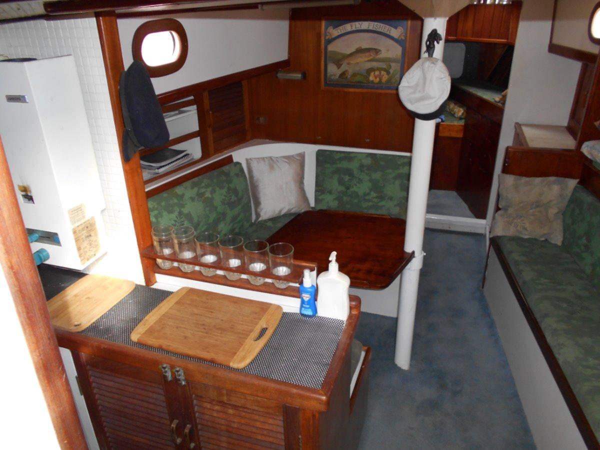 Boden 42 Seamist GARDNER DIESEL, GREAT CONDITION