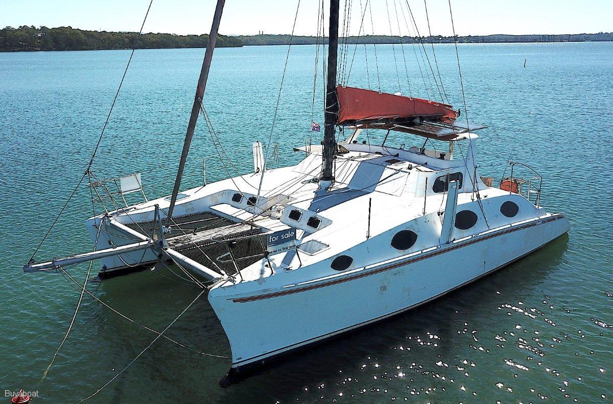 Crowther 42 Catamaran