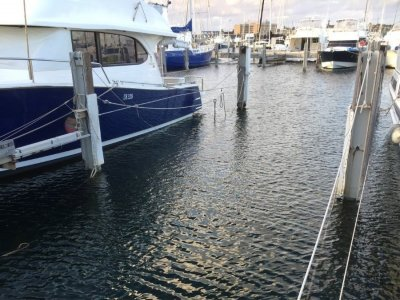 18m Pen available for lease and/or sale at Fremantle Sailing Club