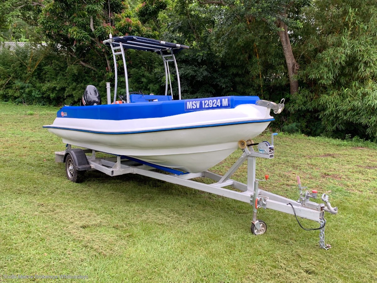 Mac Boats 570 Sport Survey