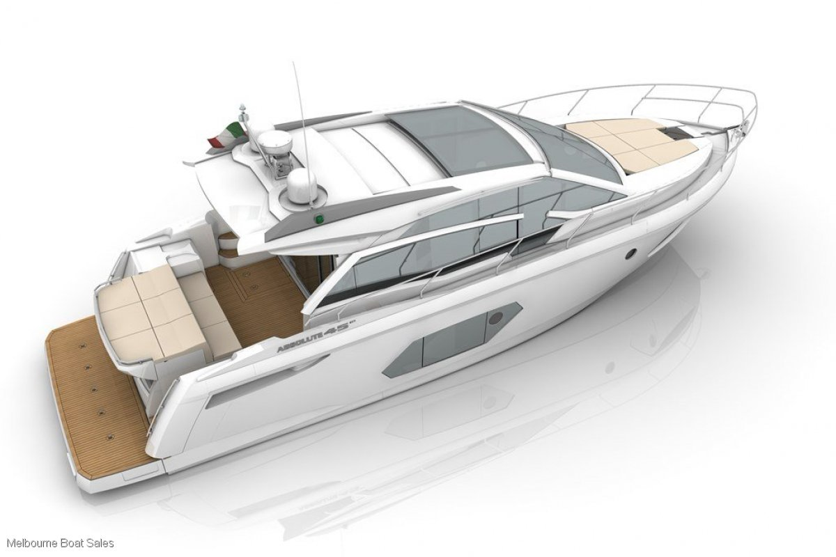 Absolute 45 Sports Yacht