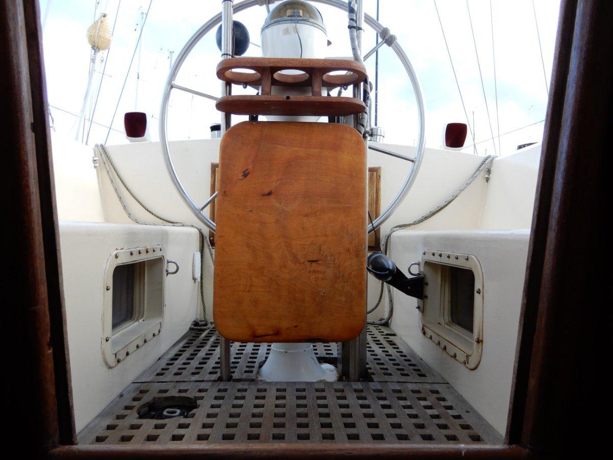 Roberts 35 Centre Cockpit Ketch