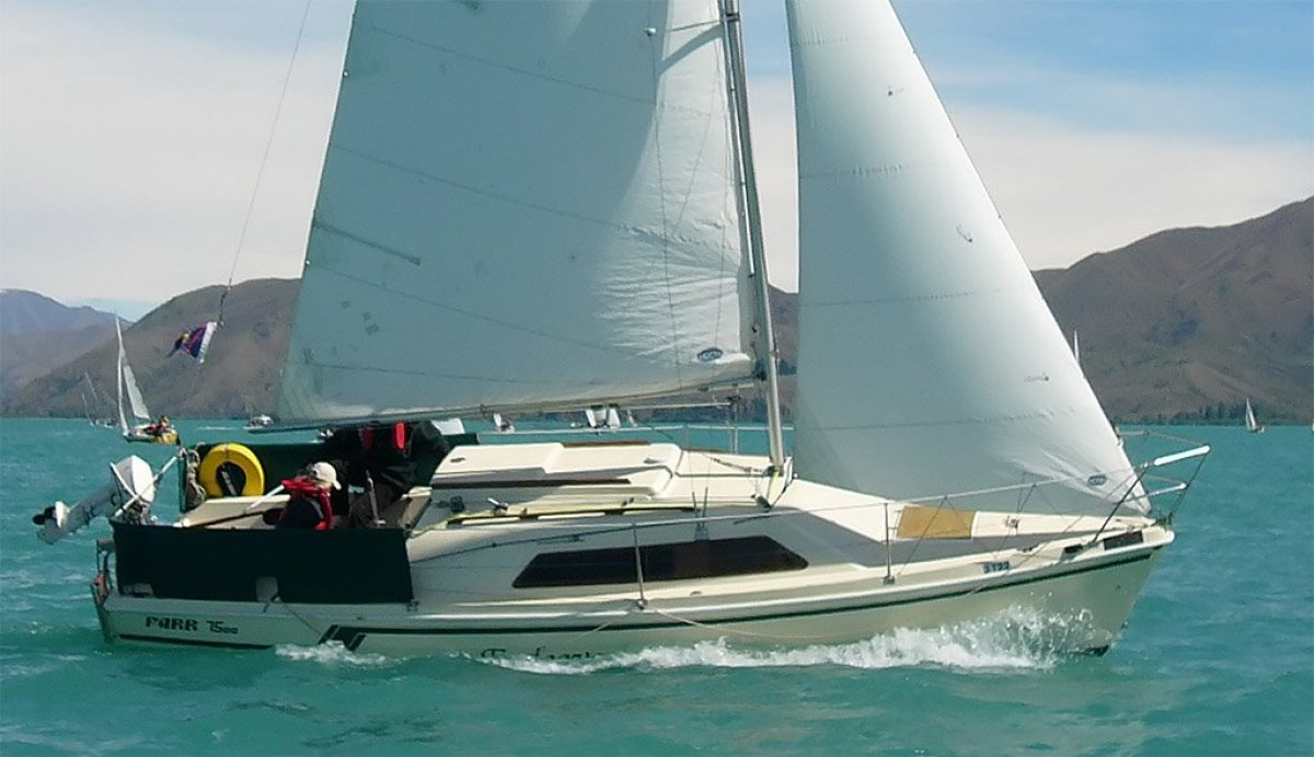 Farr 7500 Urgent Sale, All Offers Considered:Sister boat at sail