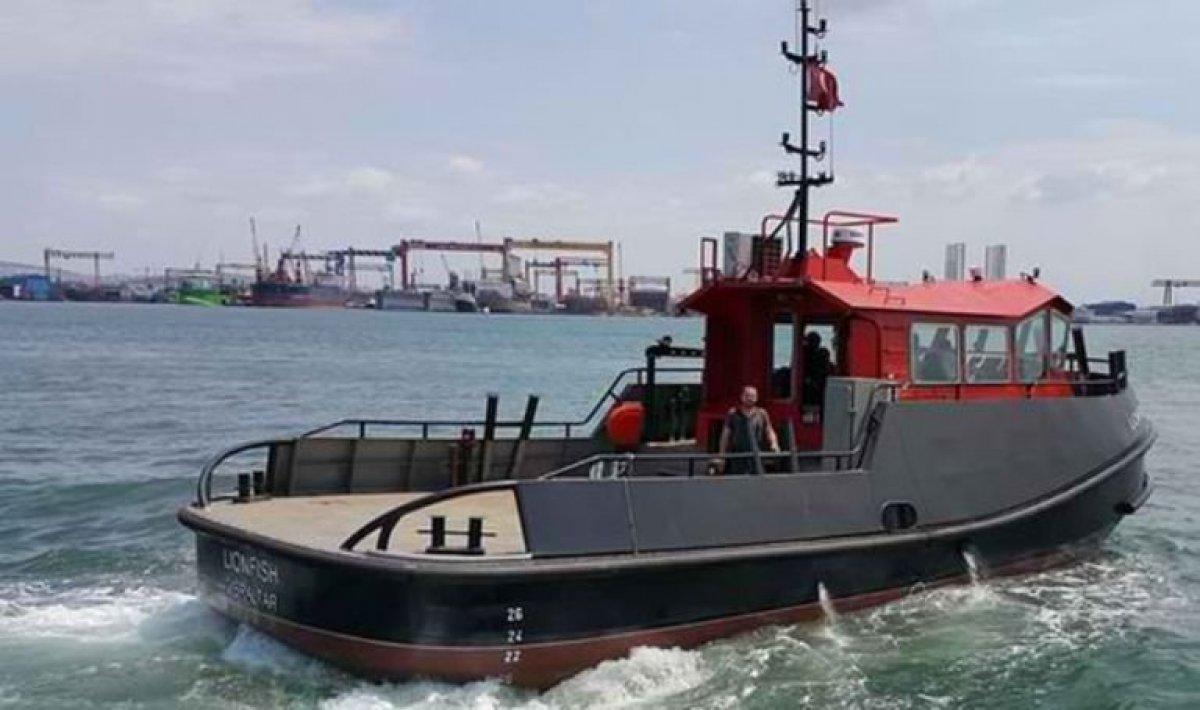 15m Coastal Tug Boat
