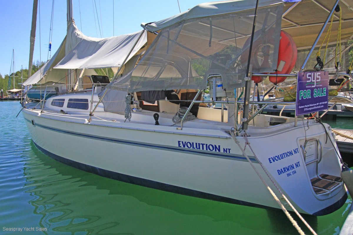 Northshore 380 C Cruiser / racing boat for sale: Langkawi Yachts.:Northshore 38 for sale in Malaysia