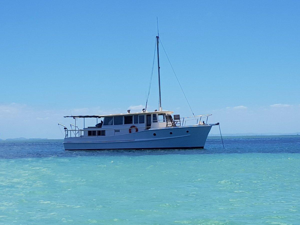 Custom 40 Cabin Cruiser M/V