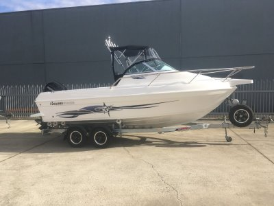 Haines Hunter 595 Offshore