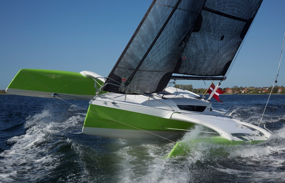 Dragonfly 25 Swing Wing Sport