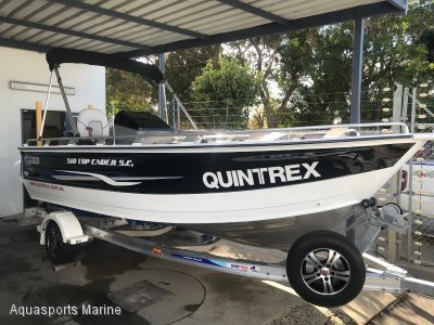 Quintrex 510 Top