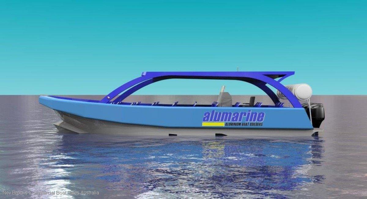 Alumarine 12m Z Bow RIB