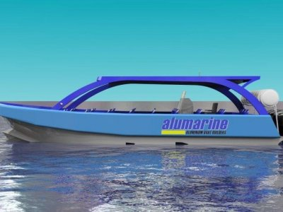 Alumarine 12.0 Z Bow