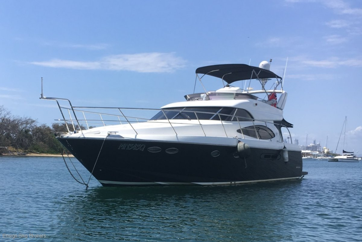 Dyna 50 For Sale | Ensign Yacht Brokers