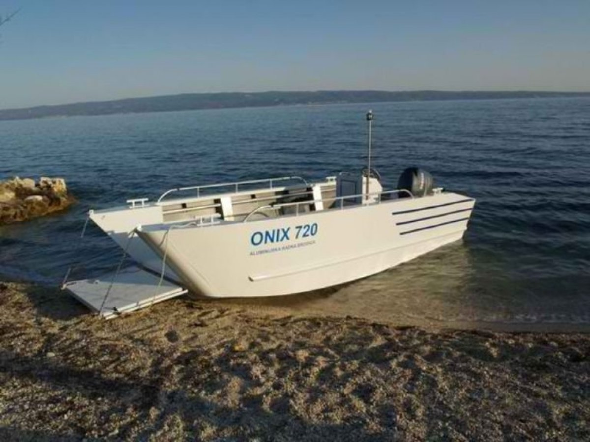 Alu Navis Onix 720 Onix 720