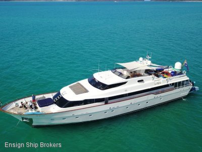 Brooke Marine 35m Custom