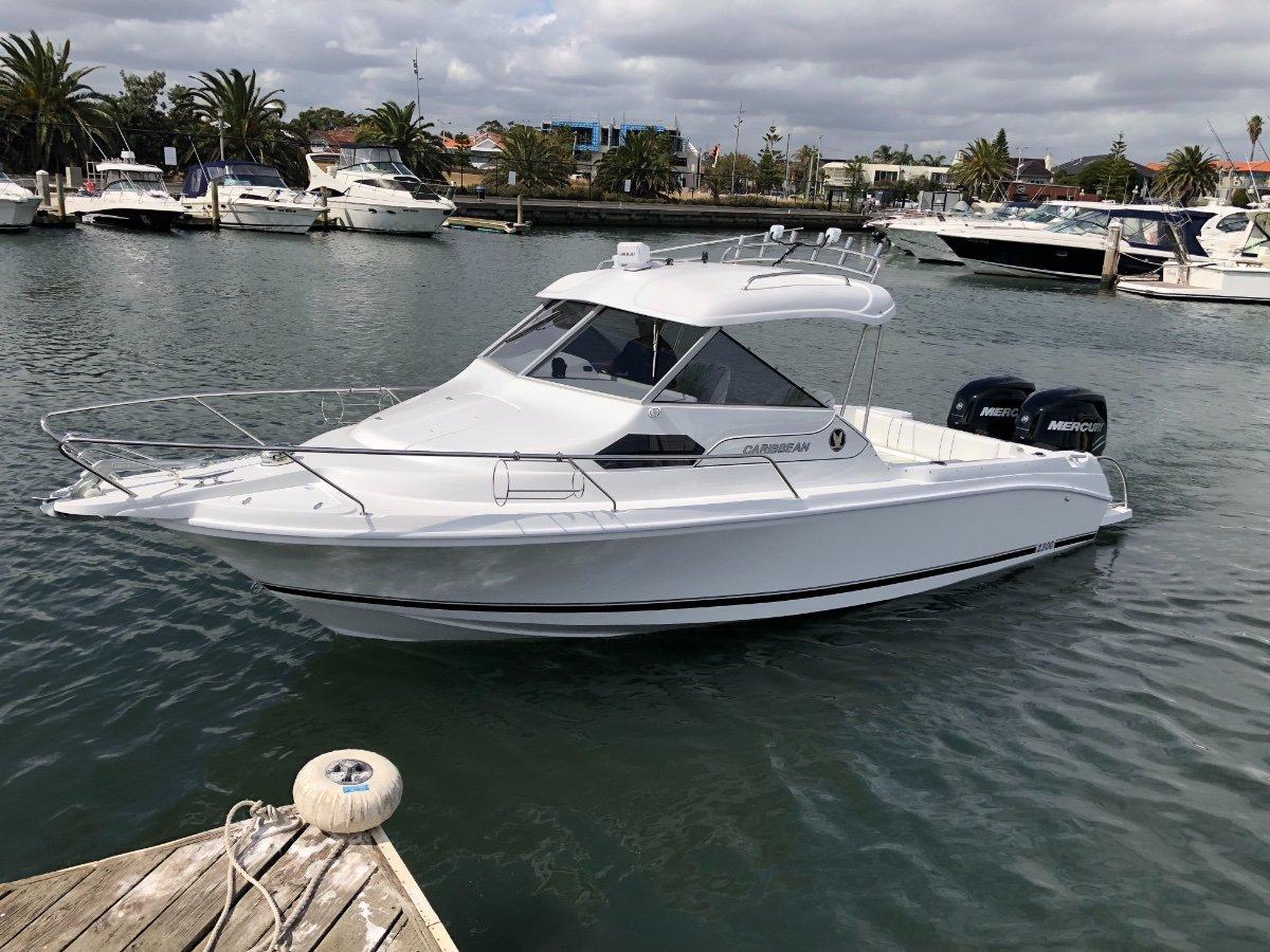 Caribbean 2300 Ultimate Fishing Boat