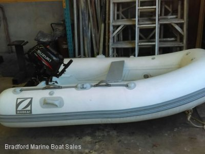 Zodiac 260 Inflatable