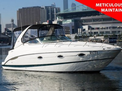 Maxum 3100 SCR - METICULOUSLY MAINTAINED