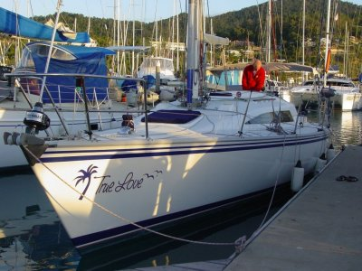 Farr 11.6 With Scoop and modified Keel and rudder