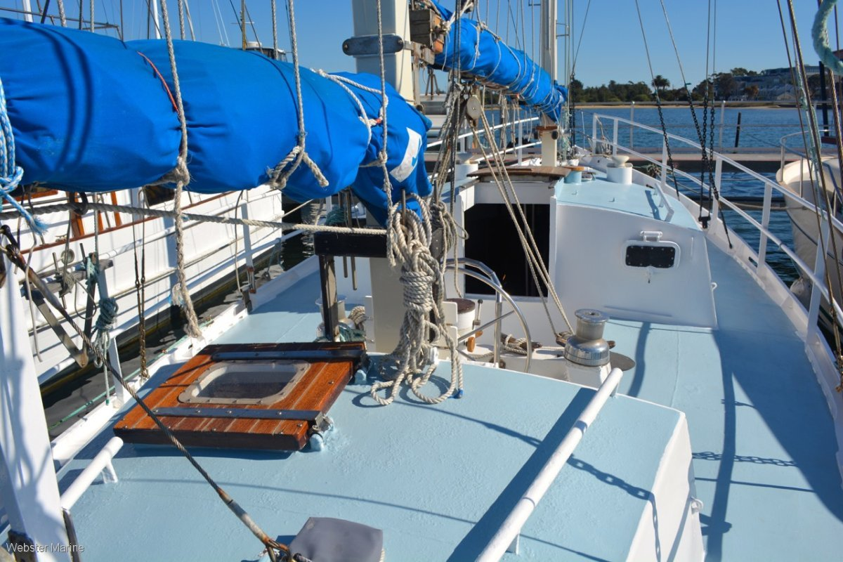 40 Steel Ketch